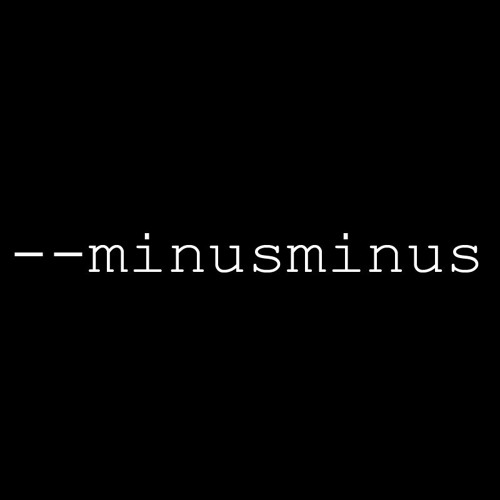 --minusminus's avatar