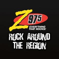 Z97.5's Rock Around the Region