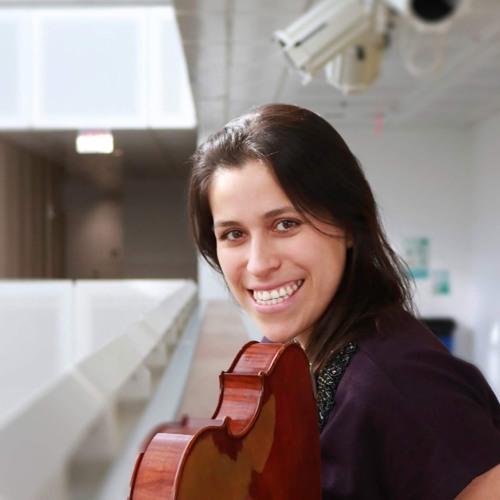 Varinia Oyola-Rebaza's avatar