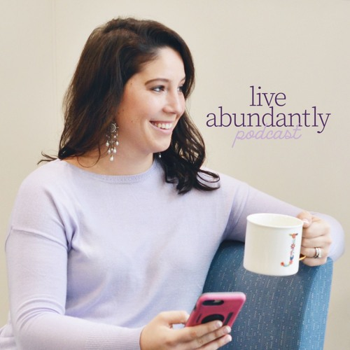 live abundantly podcast with jacquelene hayes's avatar