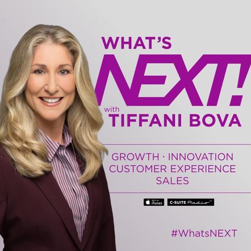 What's Next! with Tiffani Bova's avatar