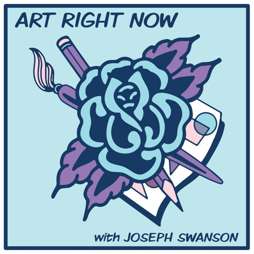 Art Right Now Podcast with Joseph Swanson's avatar
