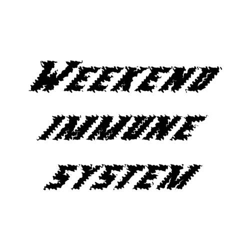 Weekend Immune System's avatar