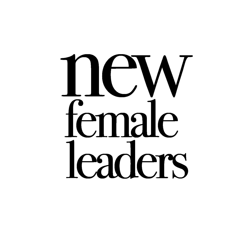 New Female Leaders podcast logo