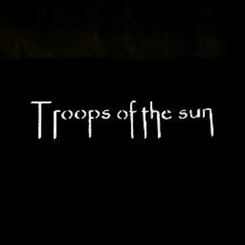 Troops of the sun's avatar