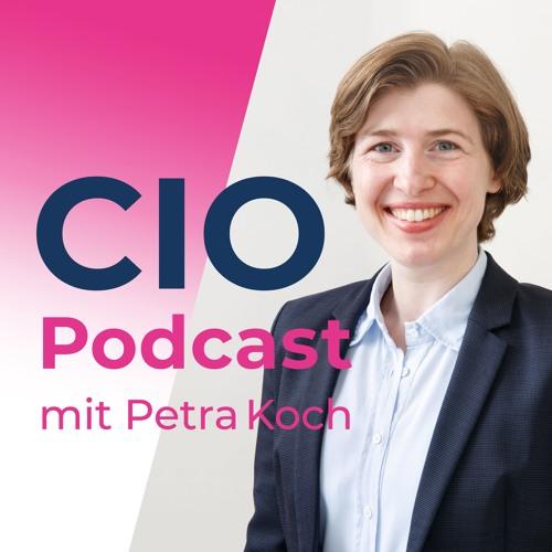 CIO Podcast mit Petra Koch's avatar