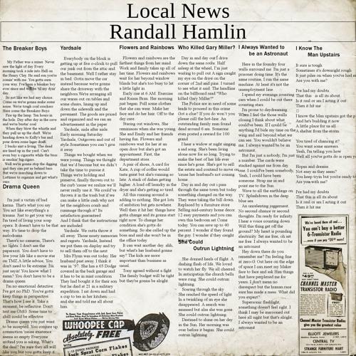 Randall Hamlin's avatar