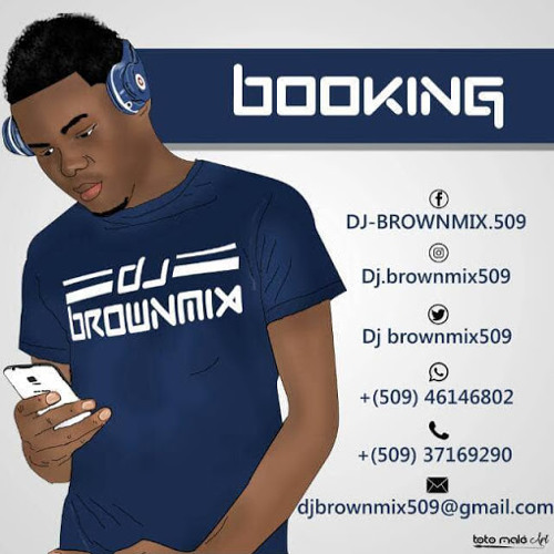 DJ-BROWN-509 HAÏTI's avatar