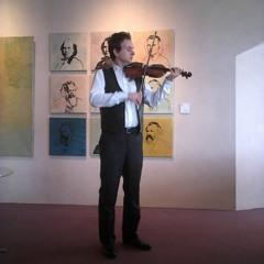 Dmytro Lynnyk composer violinist