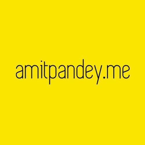 Amit Pandey's avatar