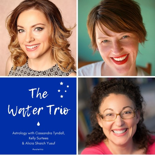 Water Trio Weekly Astrology Podcast's avatar