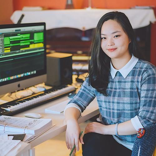 jolin jiang's avatar