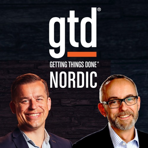 Getting Things Done® podcast from GTDnordic's avatar