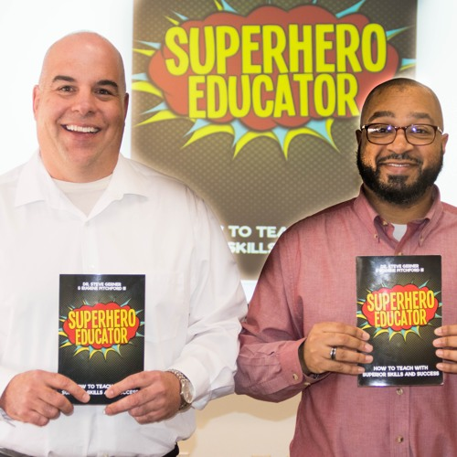 The Superhero Education Podcast's avatar