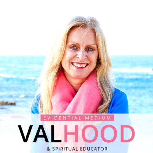 Val Hood - Evidential Medium + Mentor Podcast's avatar