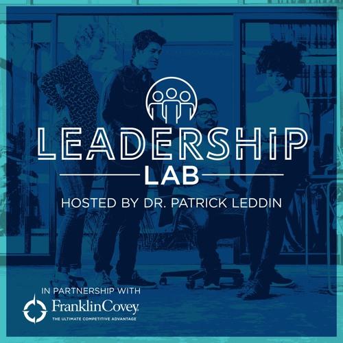 Leadership Lab with Dr. Patrick Leddin's avatar