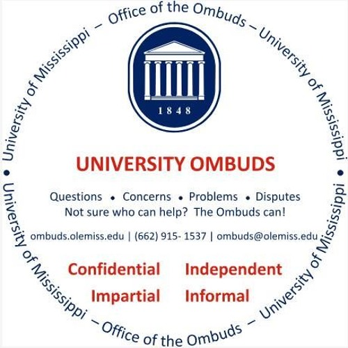 University of Mississippi Ombuds's avatar