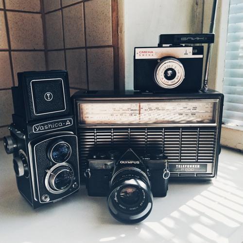 Podcast osa 24, kompaktikamerat ja pokkarit