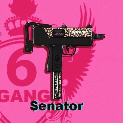 $ENATOR | 6GANG Songs