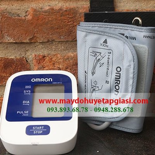 Máy đo huyết áp Omron Hải Nam's avatar