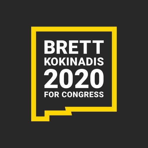 Brett Kokinadis for Congress's avatar