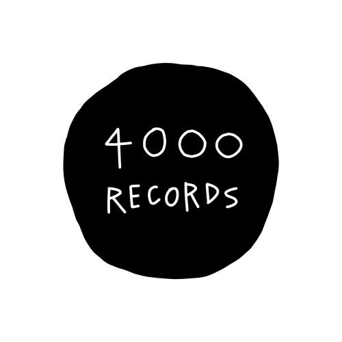 4000 Records's avatar