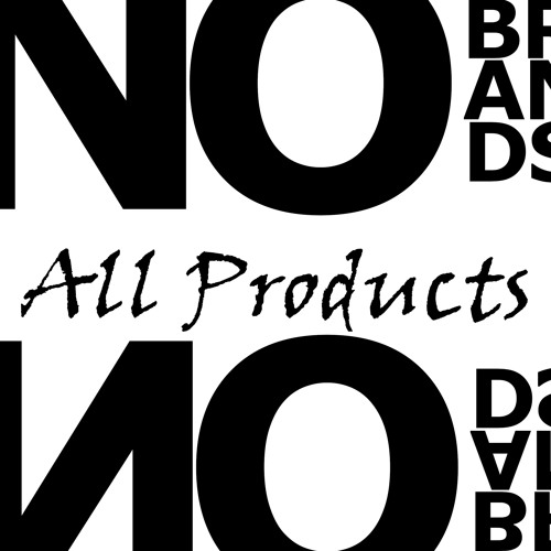 No Brands All Products's avatar