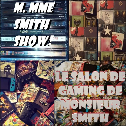M Mme Smith Show's avatar