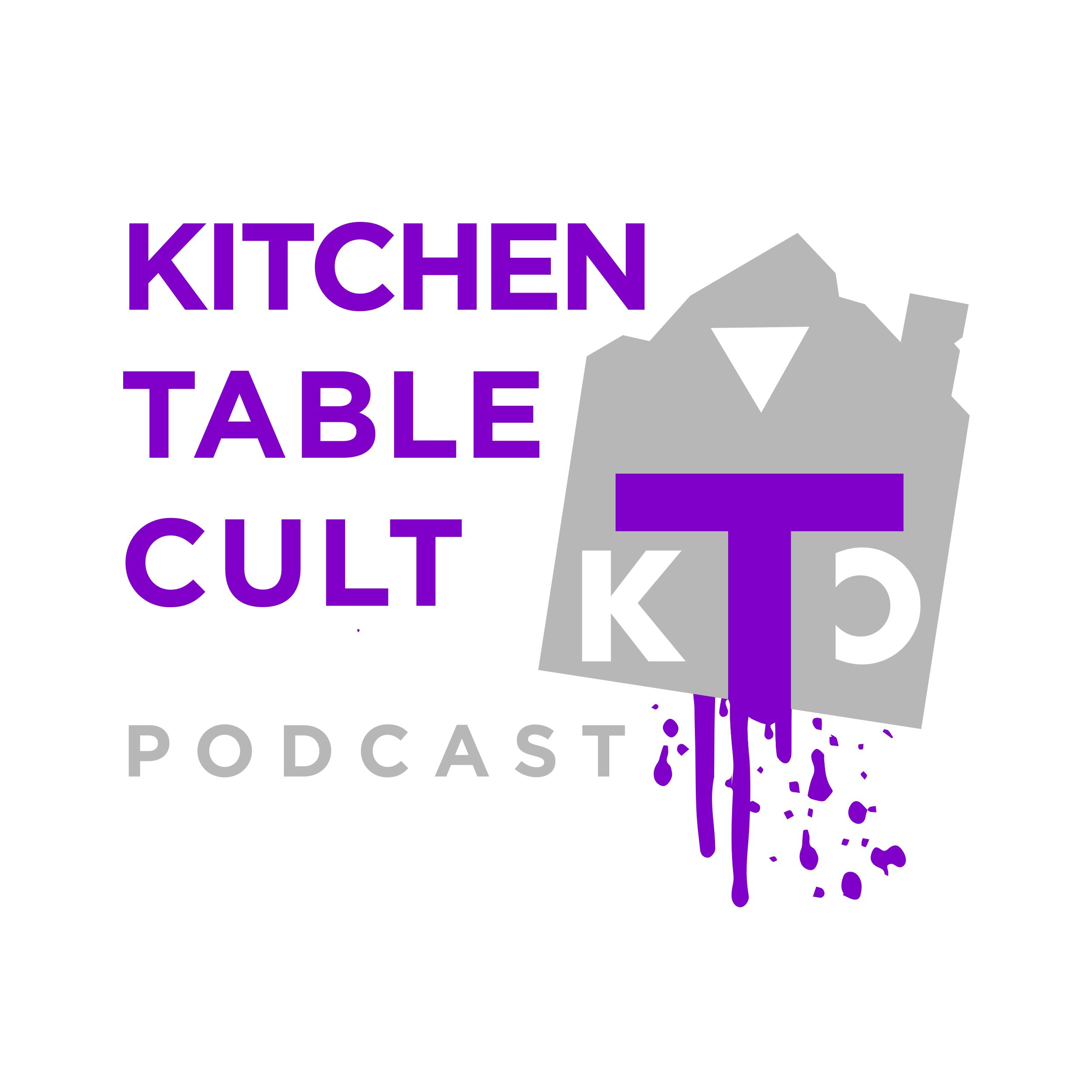 Kitchen Table Cult Pod Podcast - Listen, Reviews, Charts - Chartable