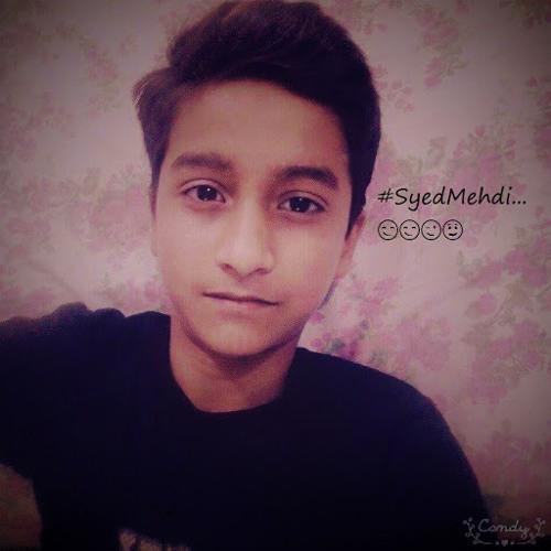 syed mehdi's avatar