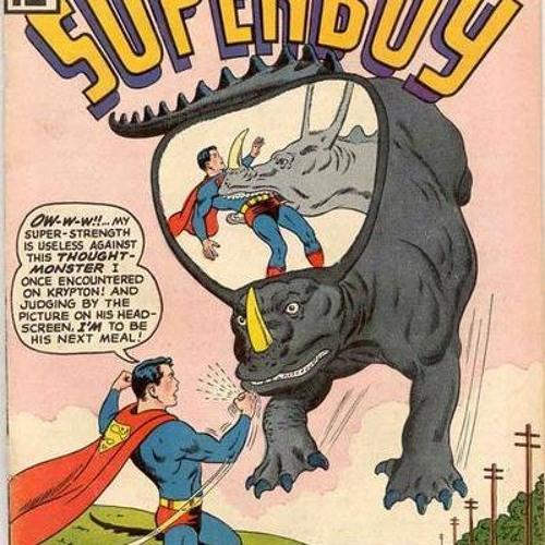Kryptonian Thought-Beast's avatar