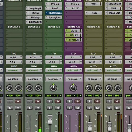 Alan mansfield      -        mixer's avatar