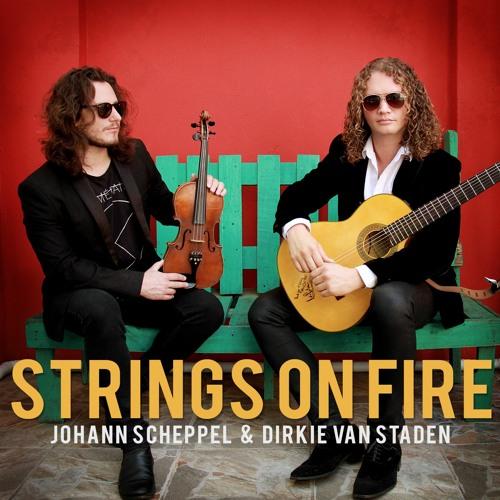 STRINGS ON FIRE - Scheppel & Van Staden's avatar