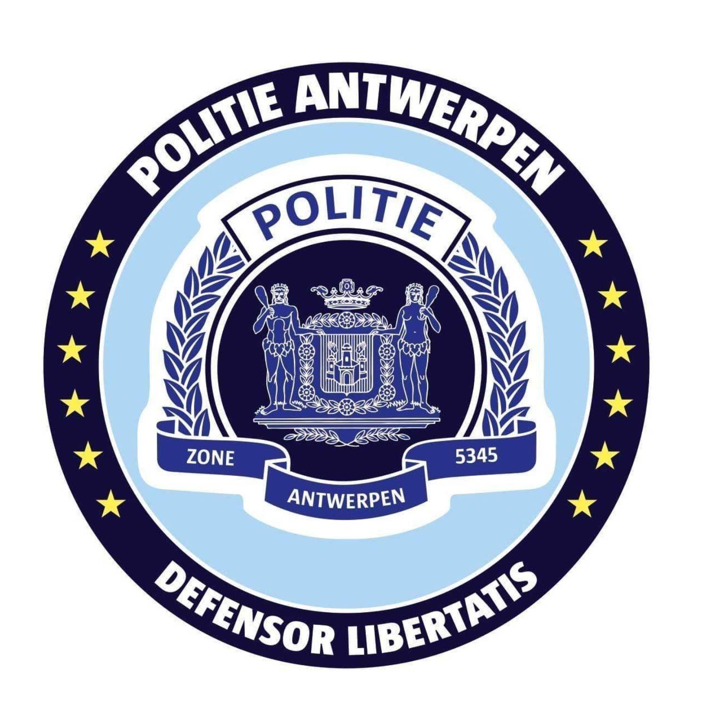 Politiezone Antwerpen logo
