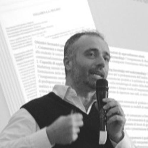 Prof. Marco Galvagno's avatar