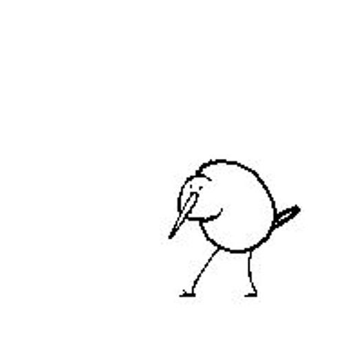 Птица киви анимация будет
