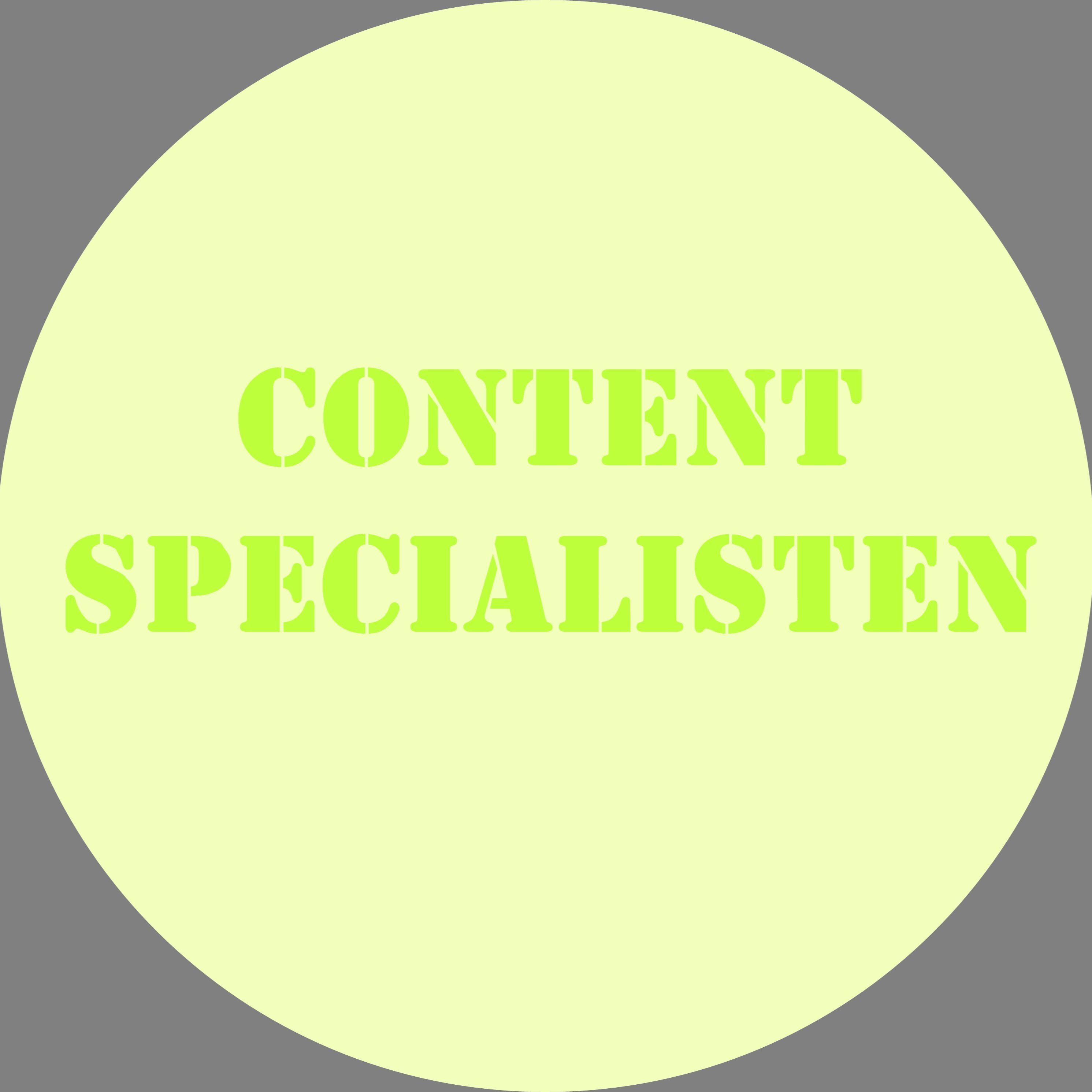 Contentspecialisten logo