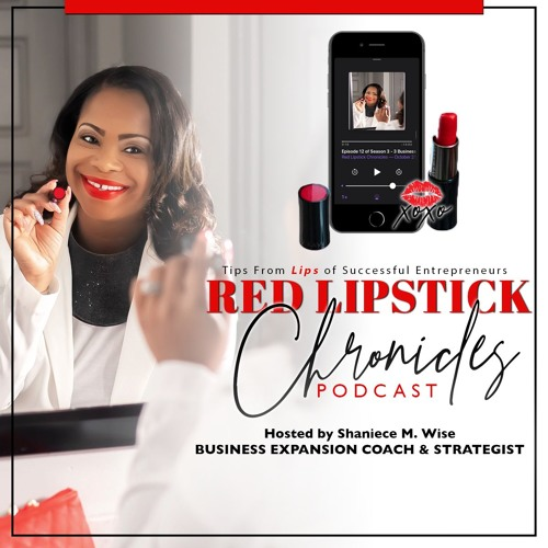 Red Lipstick Chronicles Podcast's avatar