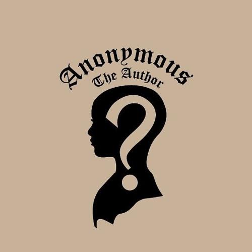 Anonymous, The Author's avatar