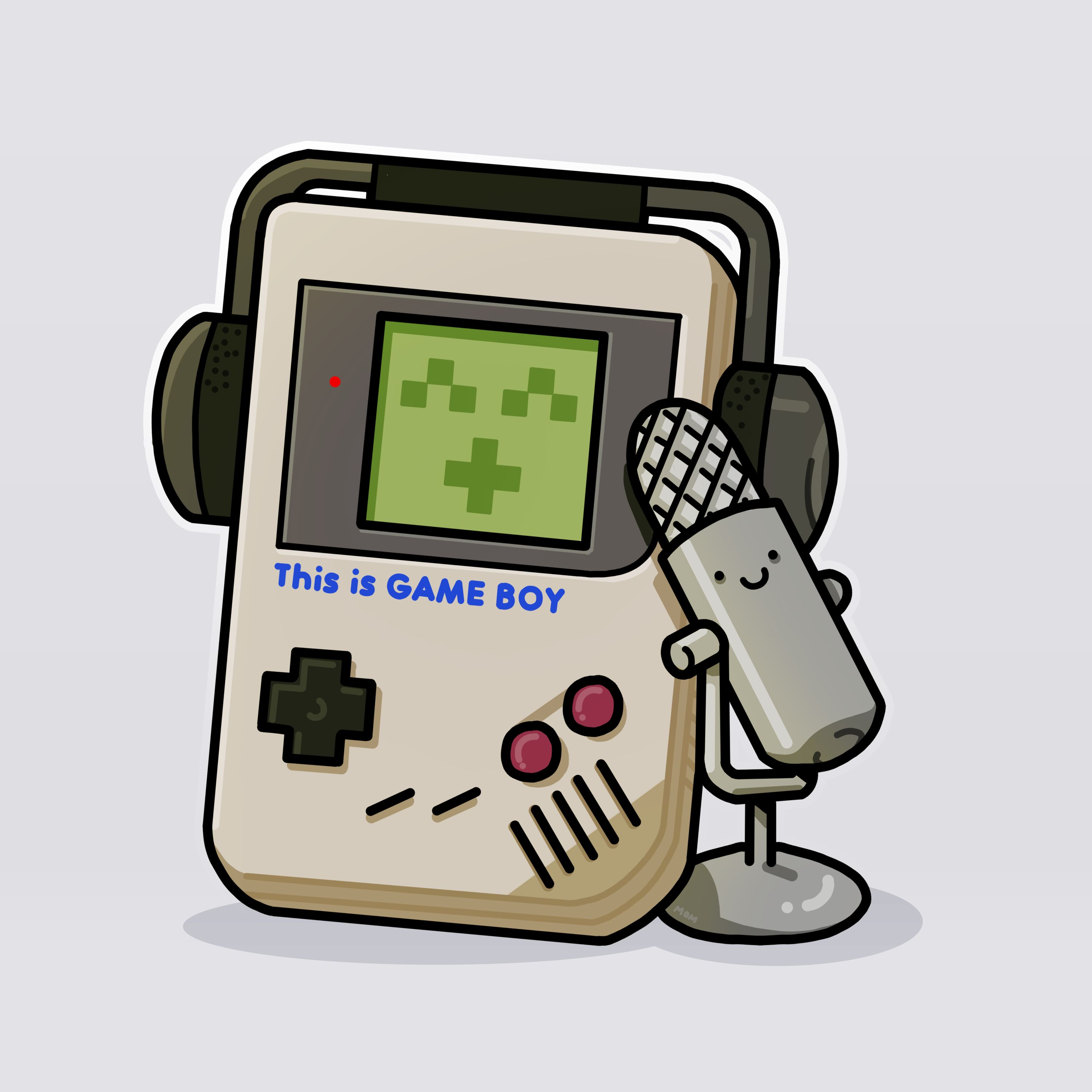 This is Game Boy