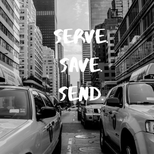Serve. Save. Send.'s avatar