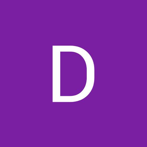 Dries De Maeyer's avatar
