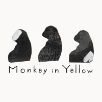 Monkey in Yellow Avatar