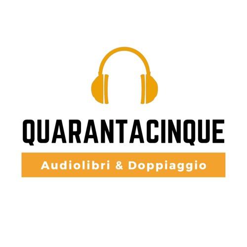 QUARANTACINQUE Audiolibri & Doppiaggio's avatar