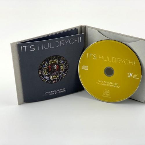 Yves Theiler Trio & Uwe Steinmetz «It's Huldrych!»'s avatar
