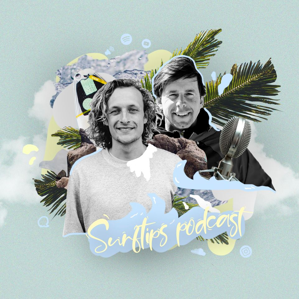 Surftips podcast logo