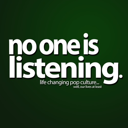 No One Is Listening's avatar