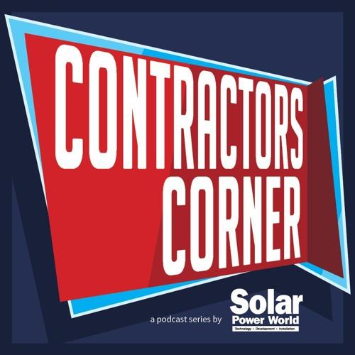 Contractors Corner by Solar Power World's avatar