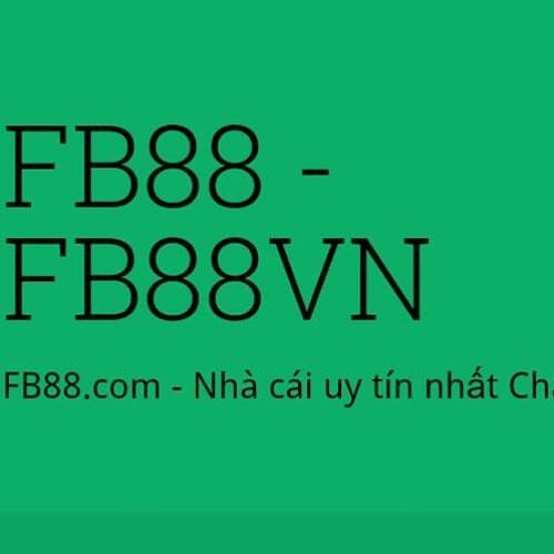 Fb88 Link vào nhà cái Fb88Vn's avatar