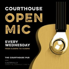 Court House Open Mic